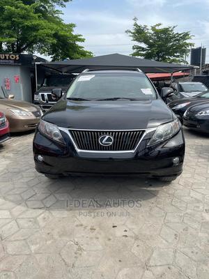Lexus RX 2012 Black   Cars for sale in Lagos State, Lekki