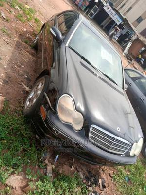 Mercedes-Benz C240 2003 Black | Cars for sale in Lagos State, Ikorodu