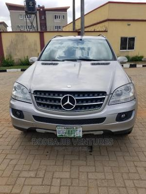 Mercedes-Benz M Class 2007 ML 350 4Matic Silver | Cars for sale in Lagos State, Ikotun/Igando