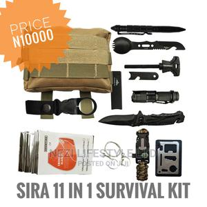 Sira 11 in 1 Survival Kit | Camping Gear for sale in Lagos State, Lekki