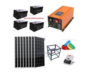 5kva 24V Inverter Solar Package   Solar Energy for sale in Lagos State, Lekki