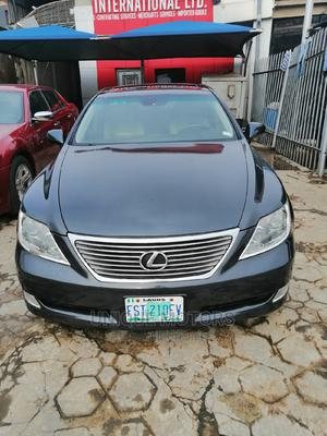 Lexus LS 2008 460 Gray | Cars for sale in Lagos State, Abule Egba