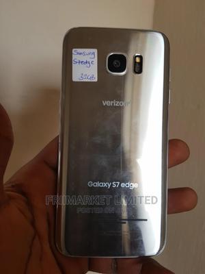 Samsung Galaxy S7 edge 32 GB Gold | Mobile Phones for sale in Delta State, Ugheli