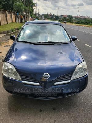 Nissan Primera 2005 2.0 Visia Plus Blue   Cars for sale in Akwa Ibom State, Uyo