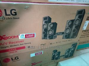 LG Xboom A/V Receiver Home Theater | Audio & Music Equipment for sale in Lagos State, Victoria Island