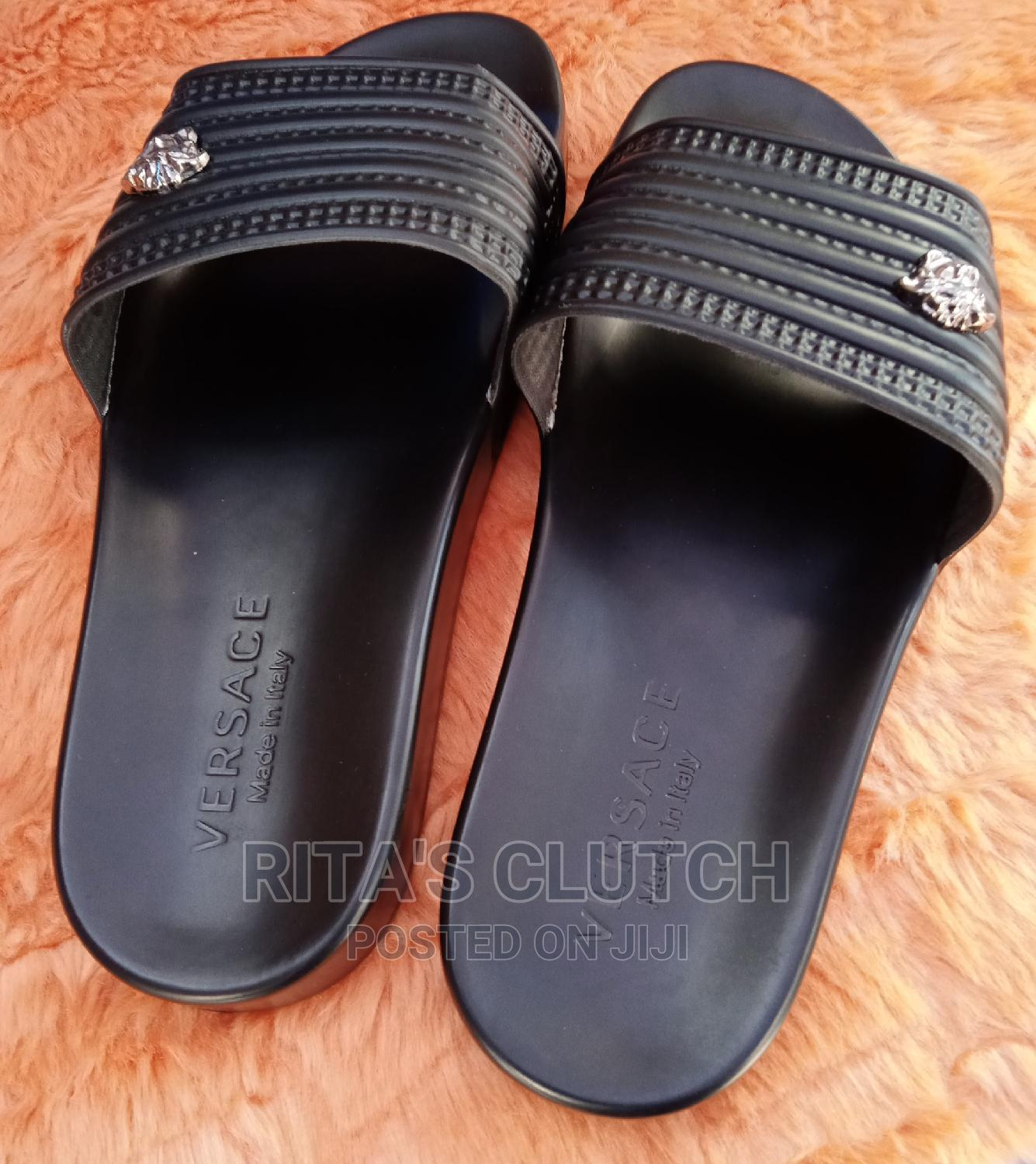 Archive: Versace Slide Comes in Different Designs and Sizes.