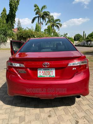 Toyota Camry 2013 Red | Cars for sale in Abuja (FCT) State, Jabi
