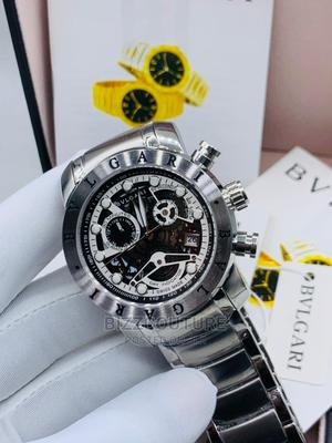 High Quality Bvlgari Chain Watch for Men   Watches for sale in Lagos State, Magodo