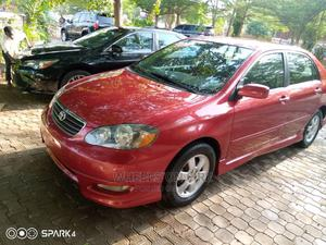 Toyota Corolla 2007 Red | Cars for sale in Abuja (FCT) State, Kado
