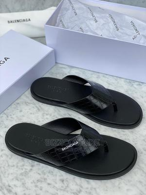 High Quality Balenciaga Slippers for Men | Shoes for sale in Lagos State, Magodo