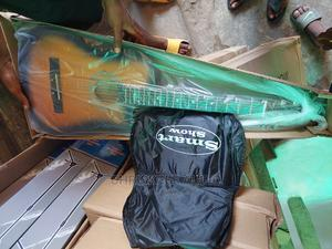 Acoustic Box Guitar   Musical Instruments & Gear for sale in Lagos State, Ojo