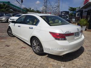 Honda Accord 2012 Sedan EX-L White   Cars for sale in Lagos State, Lekki