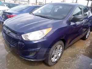 Hyundai Tucson 2012 Blue   Cars for sale in Lagos State, Ojodu