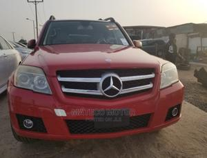 Mercedes-Benz GLK-Class 2012 350 4MATIC Red | Cars for sale in Lagos State, Abule Egba