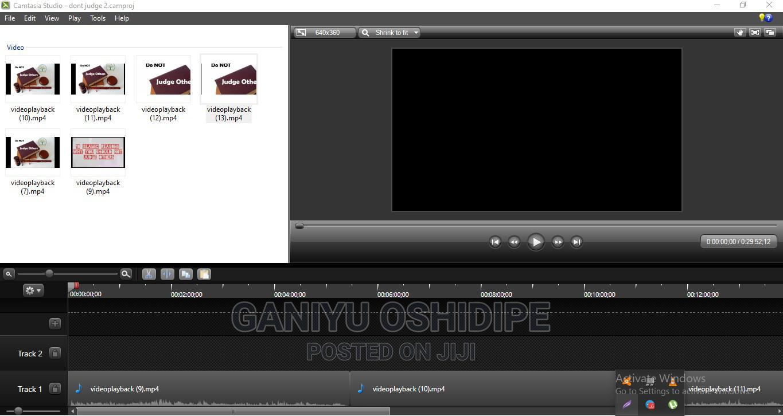 Video Editing Subtitling