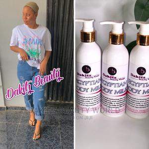 Egyptian Whitening Body Milk | Skin Care for sale in Lagos State, Ikotun/Igando