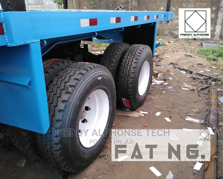 40ft Trailer Flatbed Rc-80a | Trucks & Trailers for sale in Ado-Odo/Ota, Ogun State, Nigeria