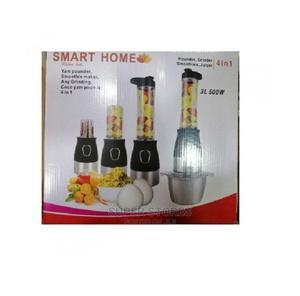3L Pounder, Grinder, Smoothie And Juicer 4 In 1 -smart Home   Kitchen Appliances for sale in Lagos State, Alimosho