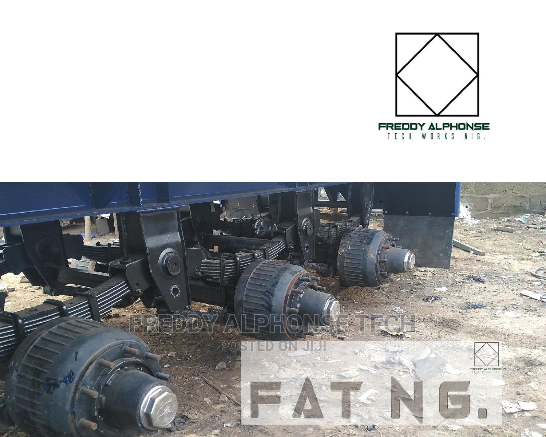 40ft Trailer Flatbed Ec-85a | Trucks & Trailers for sale in Ado-Odo/Ota, Ogun State, Nigeria