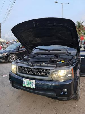 Land Rover Range Rover Sport 2012 HSE 4x4 (5.0L 8cyl 6A) Blue | Cars for sale in Lagos State, Amuwo-Odofin