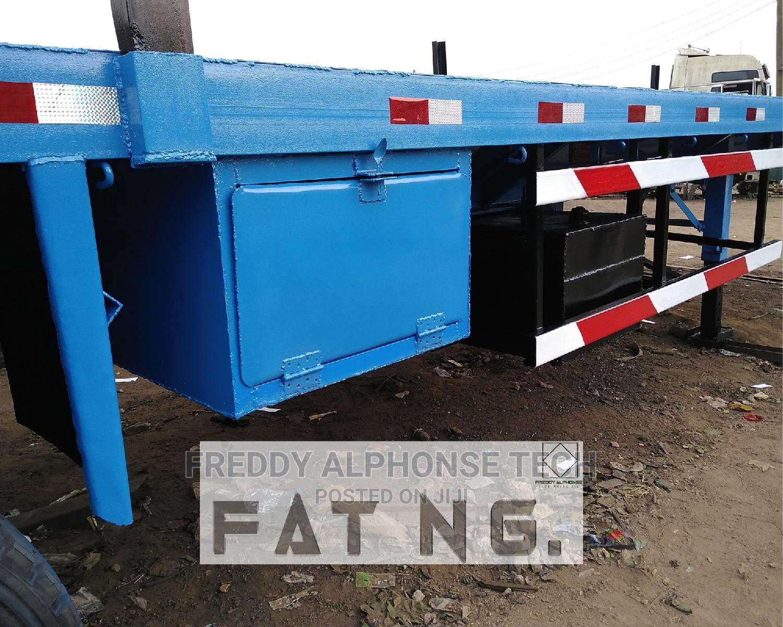 40ft Trailer Flatbed Rc-80c | Trucks & Trailers for sale in Ado-Odo/Ota, Ogun State, Nigeria