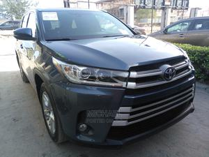 Toyota Highlander 2015 Blue   Cars for sale in Lagos State, Victoria Island
