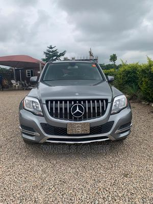 Mercedes-Benz GLK-Class 2014 Gray | Cars for sale in Abuja (FCT) State, Gwarinpa