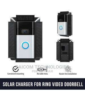 Ring Video Doorbell Solar Charger | Solar Energy for sale in Lagos State, Alimosho
