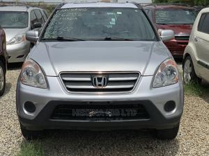 Honda CR-V 2005 Automatic Silver   Cars for sale in Abuja (FCT) State, Garki 2