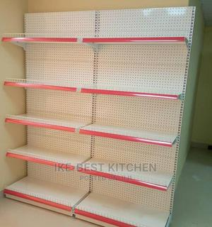 Single Supermarket Shelves | Store Equipment for sale in Lagos State, Ojo