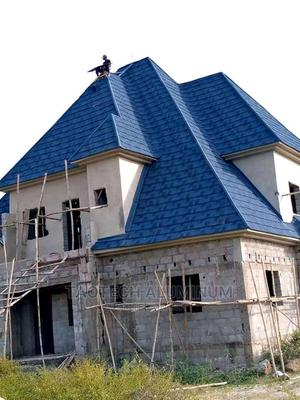 GERALD: Shingle Blue With Black Patch | Building Materials for sale in Lagos State, Lekki