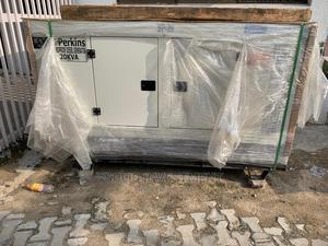 20kva Perkins Sound Proof Diesel Generator 100% Copper | Electrical Equipment for sale in Lagos State, Ajah