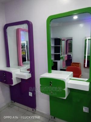 Standing Quality Salon Mirror   Salon Equipment for sale in Lagos State, Lagos Island (Eko)
