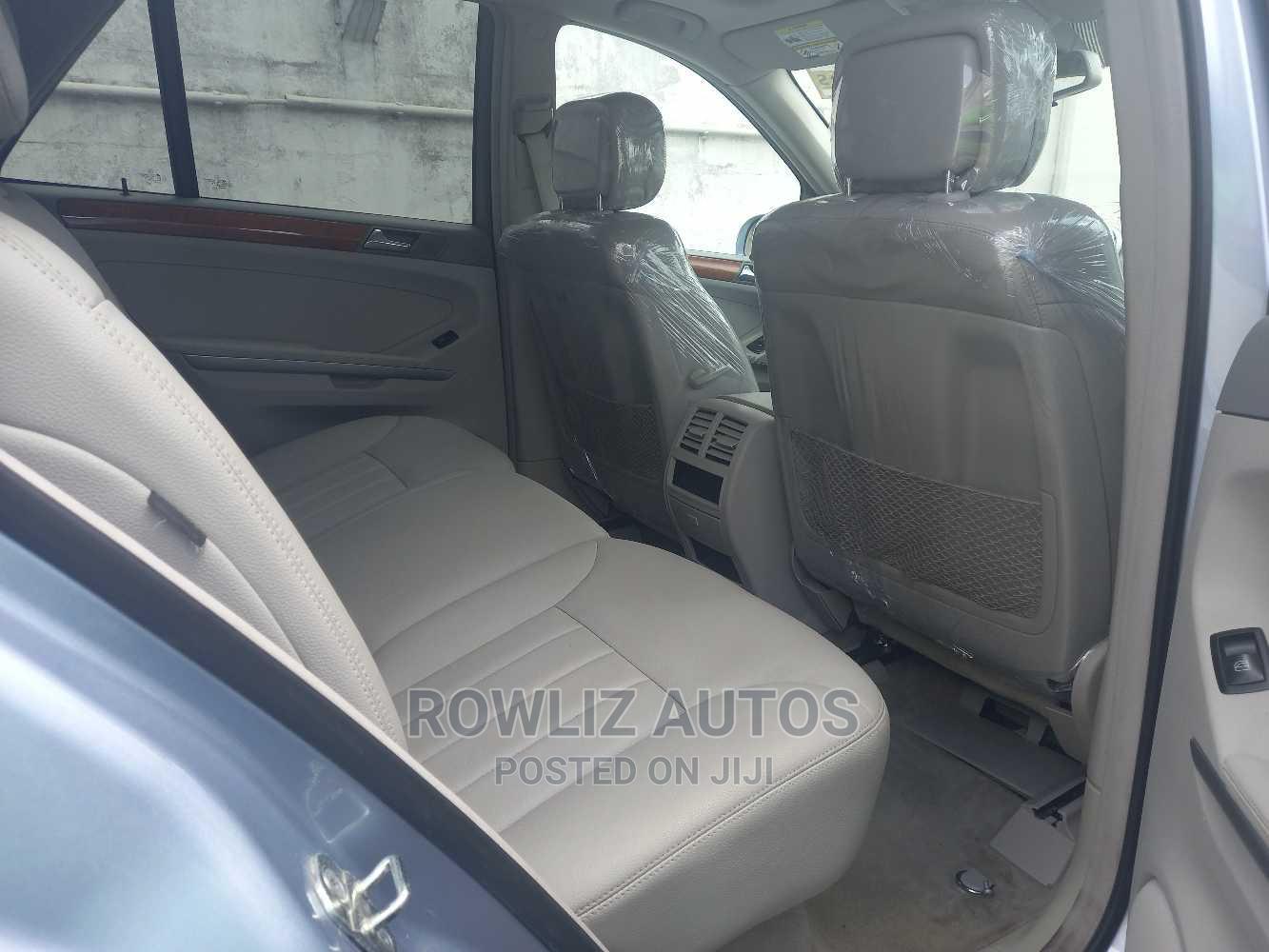 Mercedes-Benz M Class 2007 ML 350 4Matic Blue | Cars for sale in Apapa, Lagos State, Nigeria