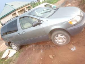 Toyota Sienna 1999 Gray   Cars for sale in Imo State, Owerri