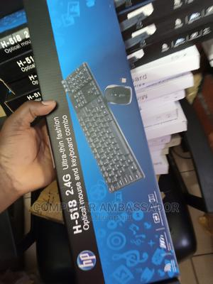 Hp Wireless Keyboard   Computer Accessories  for sale in Abuja (FCT) State, Wuse 2