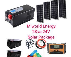 2kva 24V Pure Sine Wave Inverter System   Solar Energy for sale in Lagos State, Lekki
