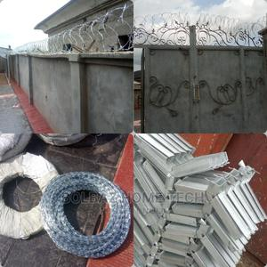 Security Wire; Razor Barb Wire   Building Materials for sale in Lagos State, Apapa