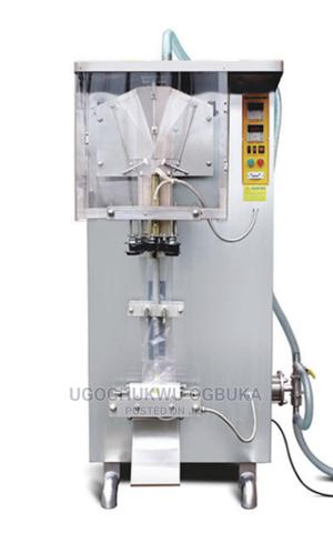 Pure Water Packaging Sachet Water Bagging Machine   Manufacturing Equipment for sale in Lagos State, Ojo