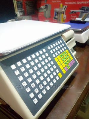 Barcode Printing Scale | Store Equipment for sale in Lagos State, Ikeja