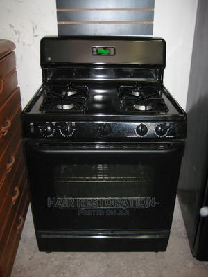 Black Gas Cooker Stove American Imported   Kitchen Appliances for sale in Lagos State, Ojota