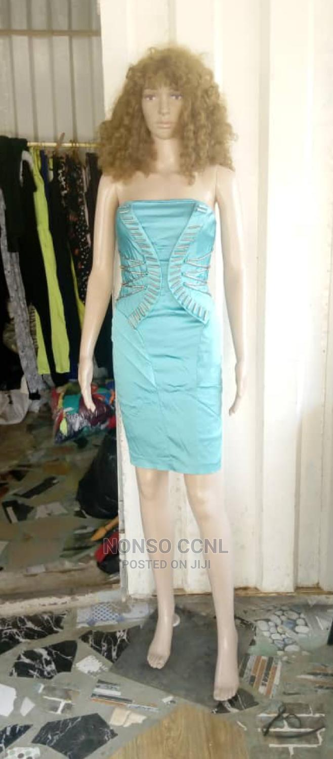 Neat Fairly Used Plastic Size 8 Bald Head Display Mannequins | Store Equipment for sale in Umuahia, Abia State, Nigeria