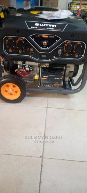Lutian Petrol Generator With Remote Control 10kva | Electrical Equipment for sale in Abuja (FCT) State, Wuse