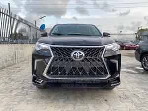 Toyota Fortuner 2018 Black | Cars for sale in Lagos State, Lekki