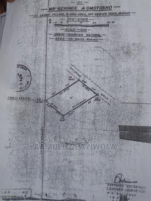 A Plot of Land at Lamo Area, Isebo Road , Alakia, Off Ife Rd | Land & Plots For Sale for sale in Ibadan, Iwo Road