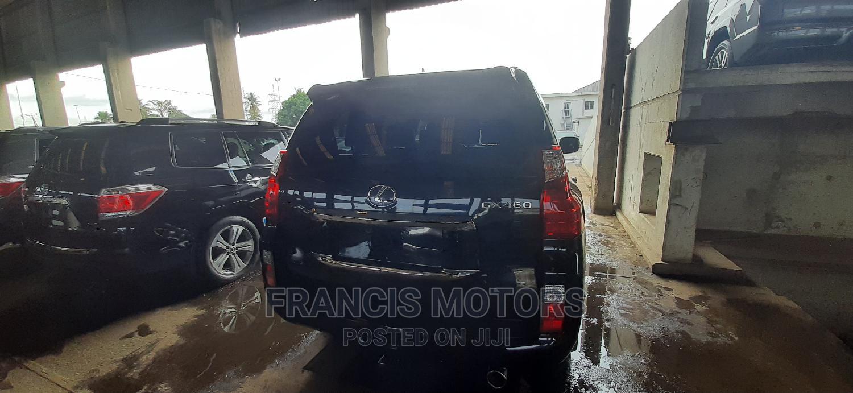 Lexus GX 2012 460 Black   Cars for sale in Apapa, Lagos State, Nigeria
