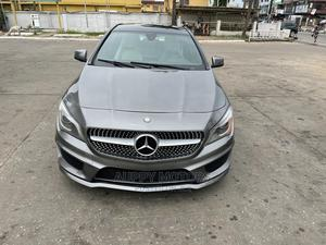 Mercedes-Benz CLA-Class 2014 Gray | Cars for sale in Lagos State, Alimosho
