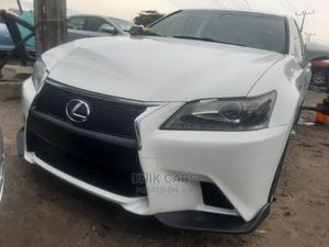 Lexus GS 2015 White | Cars for sale in Lagos State, Apapa