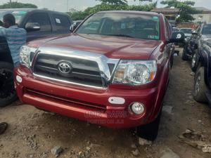 Toyota Tacoma 2008 Red   Cars for sale in Lagos State, Apapa