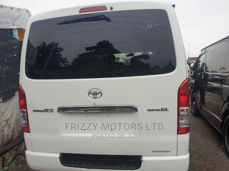 Toyota Hiace 2013 White | Buses & Microbuses for sale in Apapa, Lagos State, Nigeria